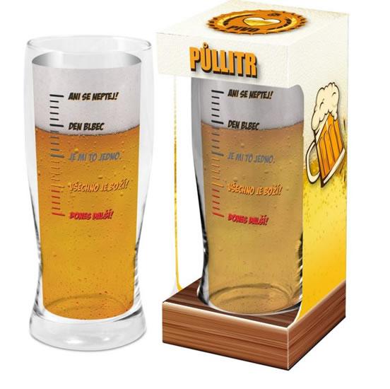 Půllitr Dones další - Máme rádi pivo