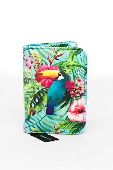 Peněženka střední Tropical - Happy Spirit Design