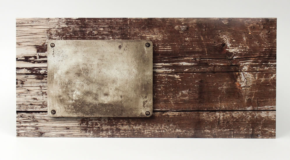 Obálka na peníze Dřevo - Obálky na peníze