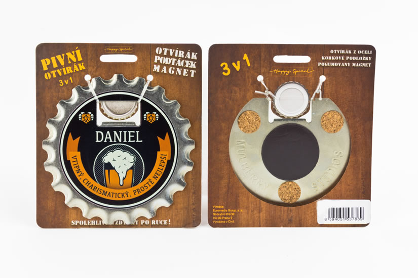 Pivní otvírák Daniel