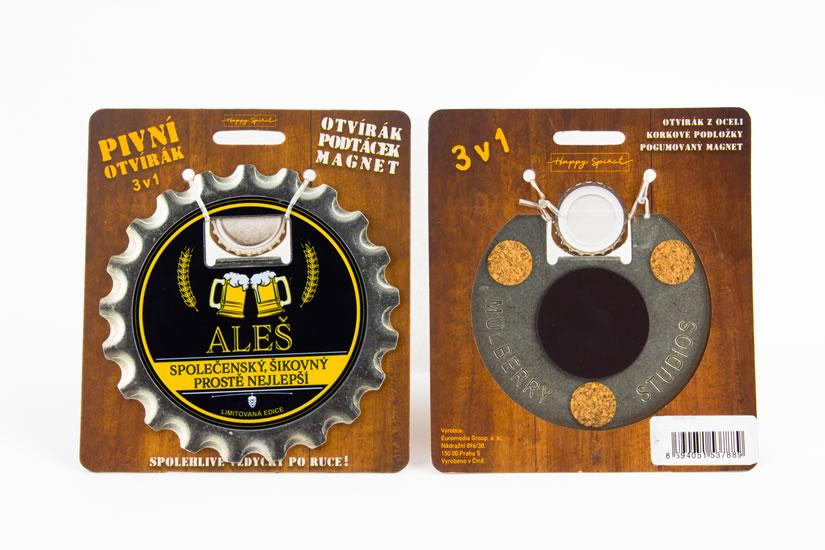 Pivní otvírák Aleš