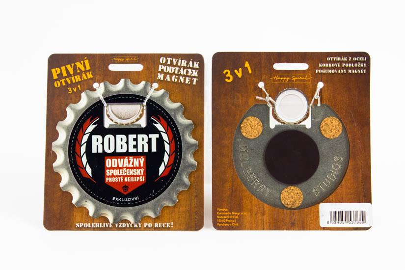 Pivní otvírák Robert