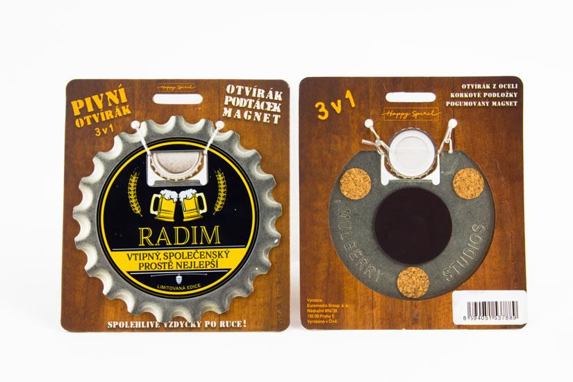 Pivní otvírák Radim