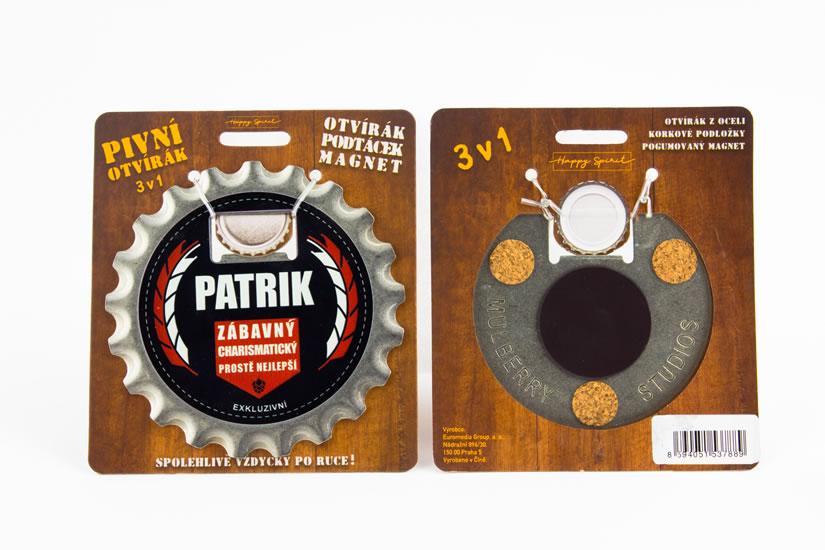 Pivní otvírák Patrik