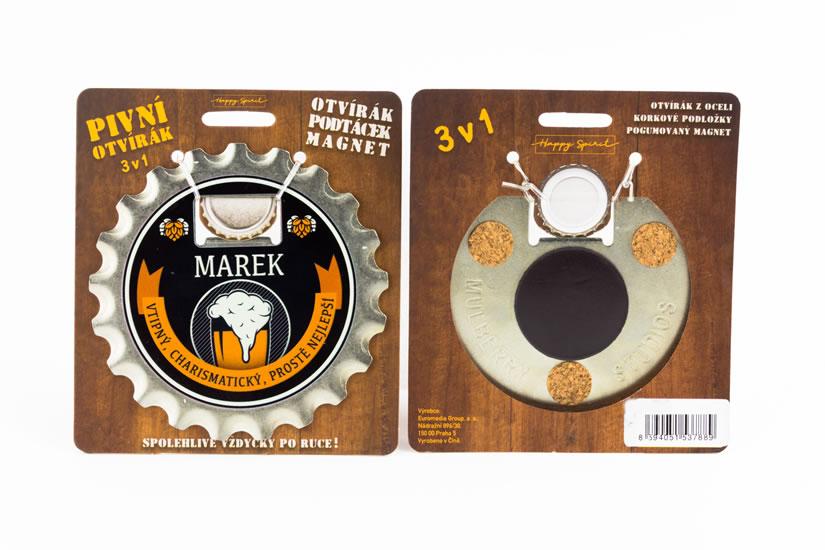 Pivní otvírák Marek