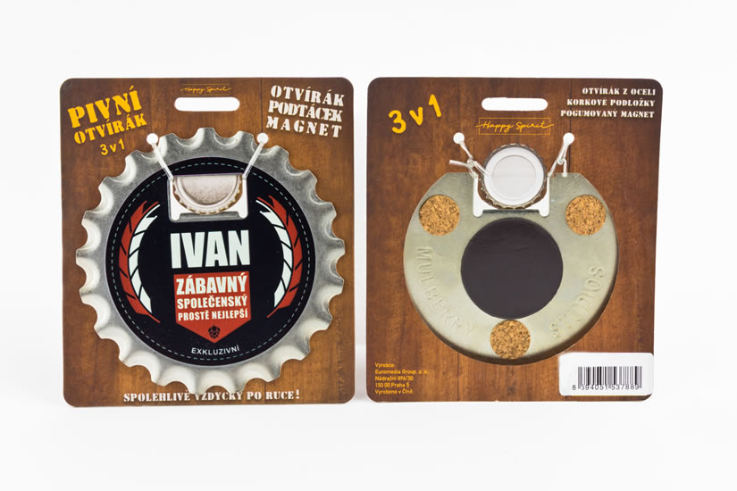 Pivní otvírák Ivan