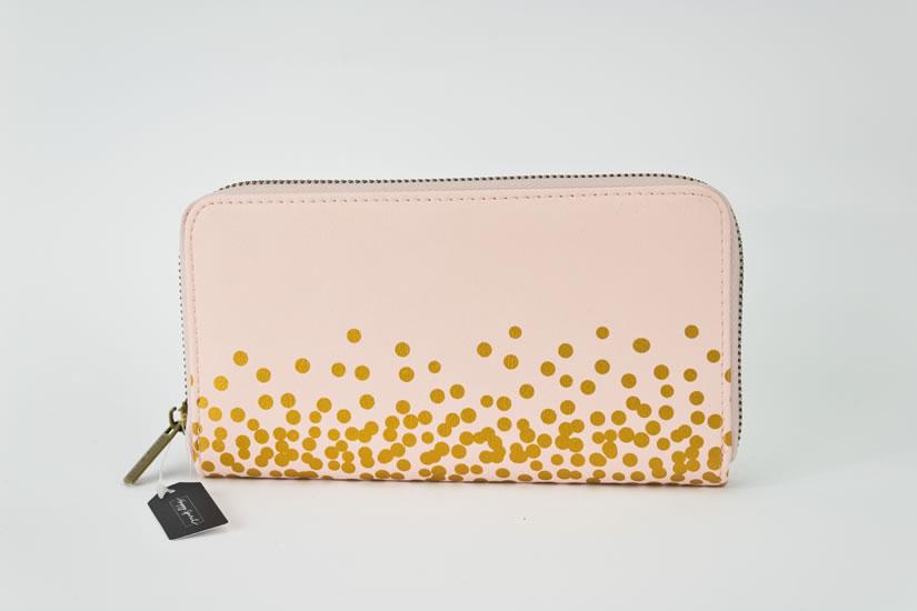 Peněženka velká Puntíky - Designové peněženky