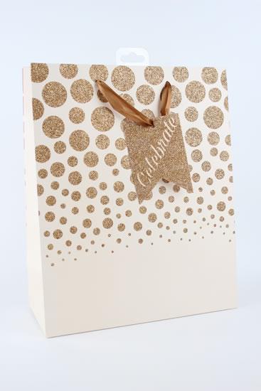 Taška large Béžová - Dárkové tašky