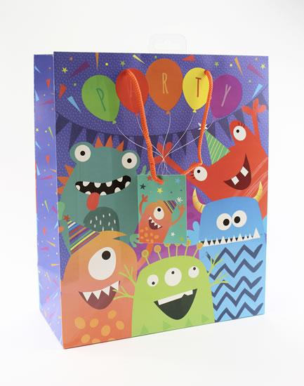 Taška large Příšerky - Dárkové tašky