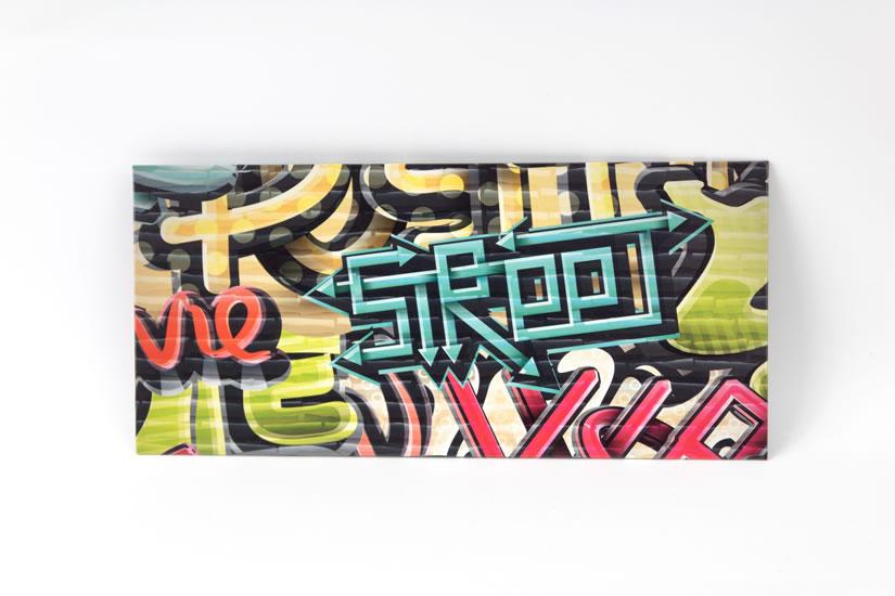 Obálka na peníze Graffiti - Obálky na peníze