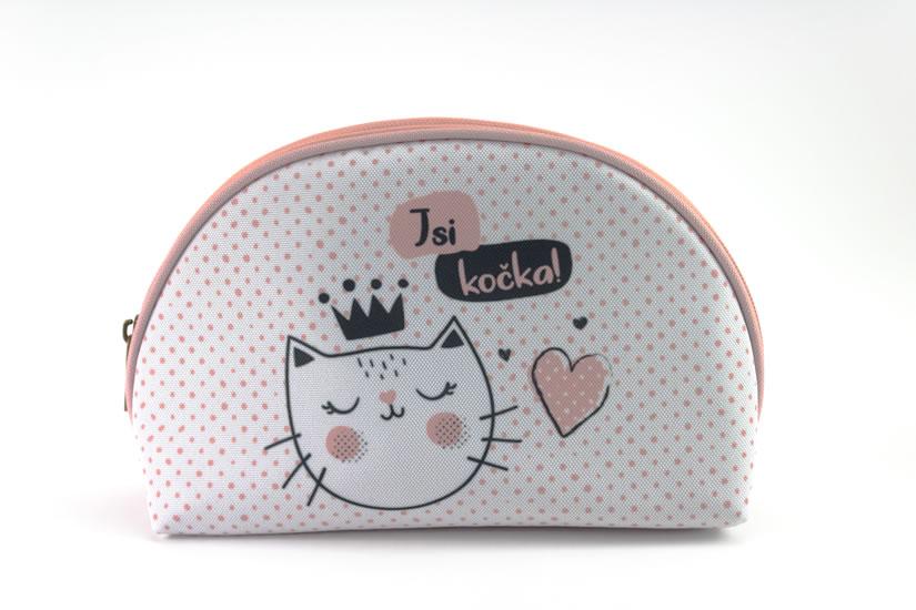 Kosmetická taštička SMART Jsi kočka - Kosmetické taštičky