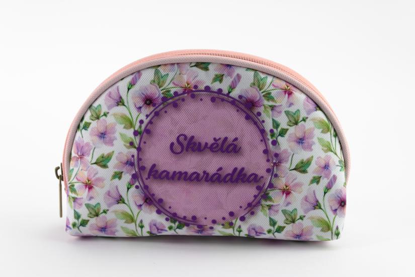 Kosmetická taštička M Kamarádka - Kosmetické taštičky