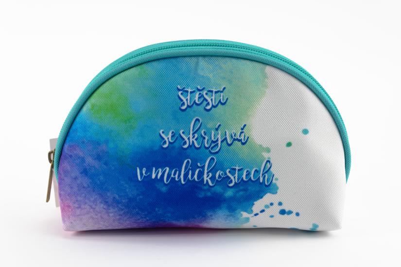 Kosmetická taštička M Štěstí - Kosmetické taštičky