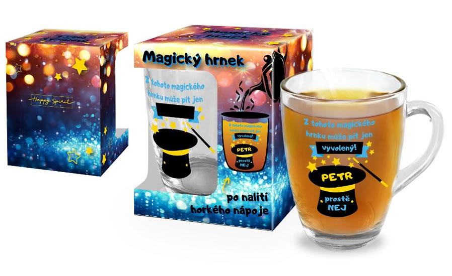 Magický hrnek Petr