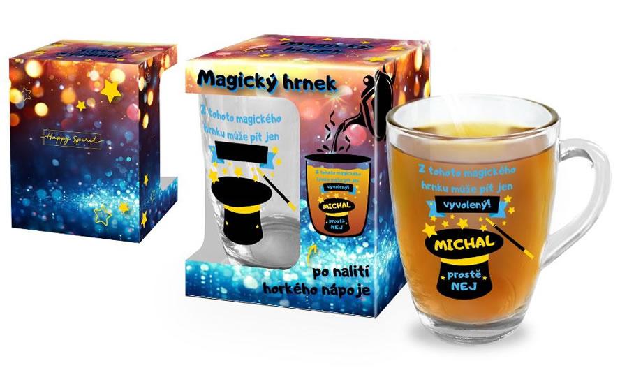 Magický hrnek Michal