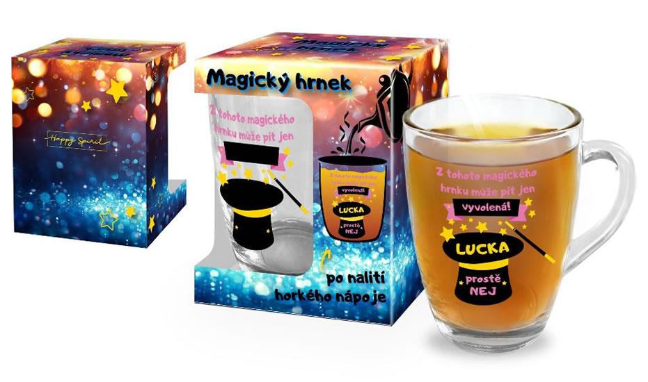 Magický hrnek Lucka