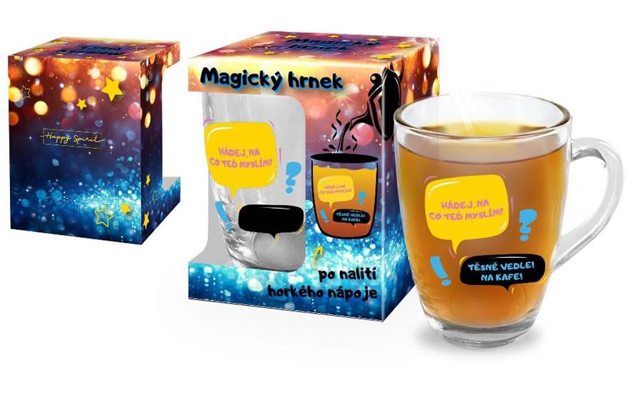 Magický hrnek Kafe