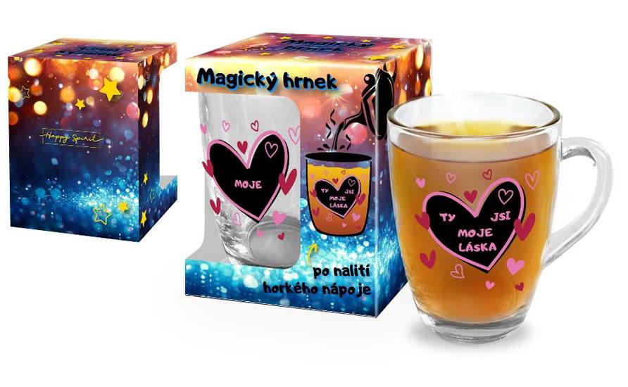Magický hrnek Láska