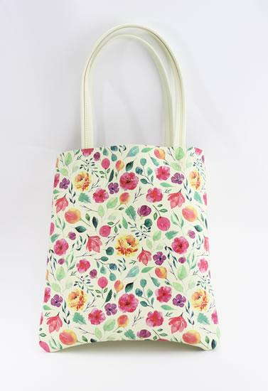 Taška přes rameno Květiny - Tašky a batůžky