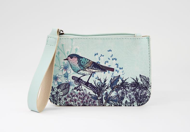 Kapsička s poutkem Ptáček - Tašky a batůžky