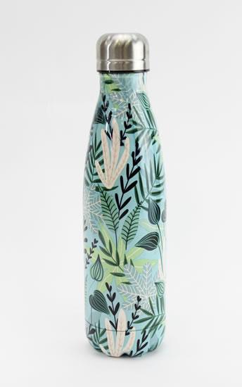Nerezová lahev: Listy