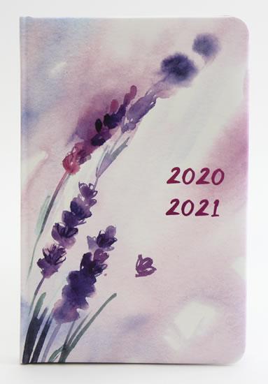DIÁŘ 2020-2021: LEVANDULE/18 MĚSÍČNÍ