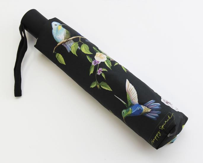 Deštník vystřelovací skládací Kolibříci - Deštníky