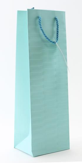 Taška lahev Mentolová - Dárkové tašky