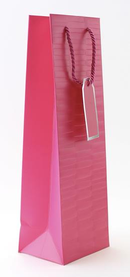 Taška lahev Červená - Dárkové tašky