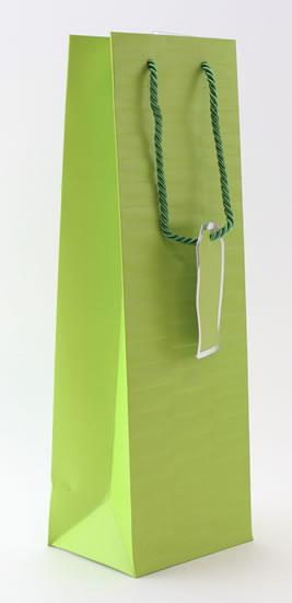 Taška lahev Zelená - Dárkové tašky