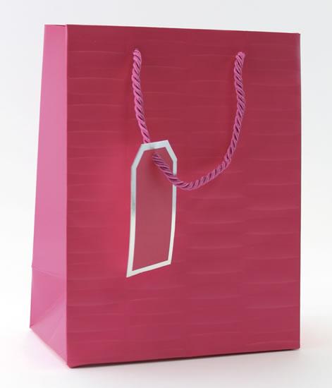 Taška medium Červená - Dárkové tašky