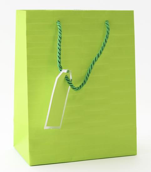 Taška medium Zelená - Dárkové tašky
