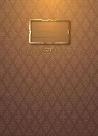 Sešit Premium hnědá tapeta A4 - Sešity