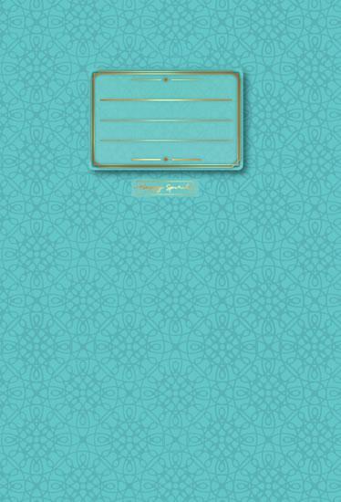 Sešit Pastel modrý A4 - Sešity