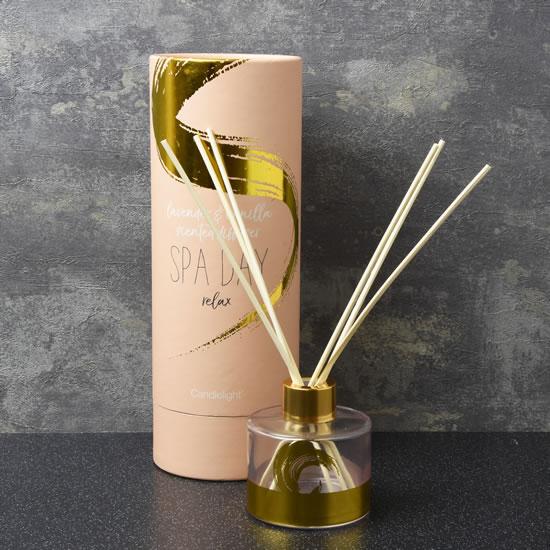 Difuzér Levandule s vanilkou 150 ml-Candlelight svíčky a doplňky