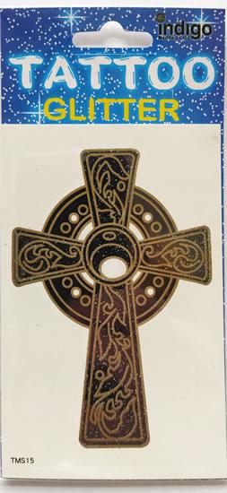Tetování Keltský kříž