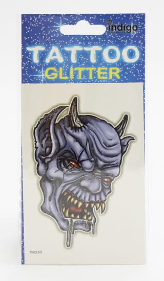 Tetování Ďábel