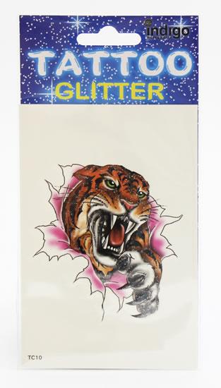 Tetování Tygr s drápy