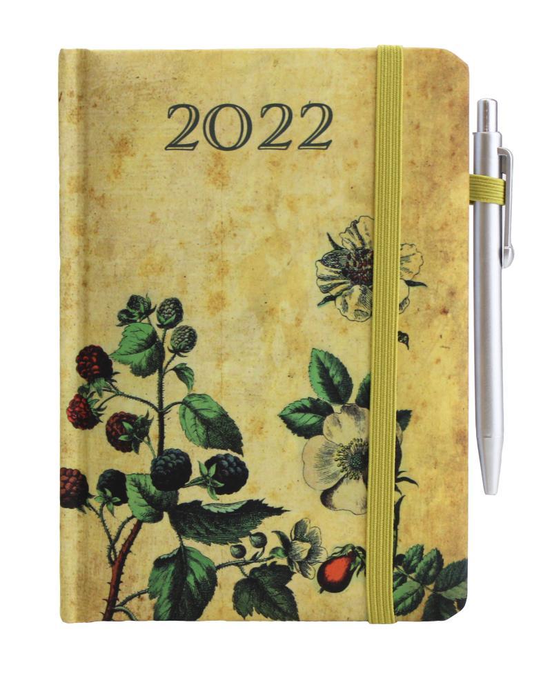Diář 2022: Herbář/ SMART - Designové diáře 2022
