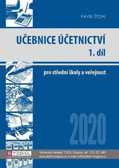 UČEBNICE ÚČETNICTVÍ 1.DÍL 2020