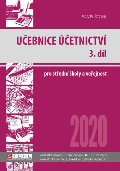 UČEBNICE ÚČETNICTVÍ 3.DÍL 2020