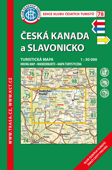 ČESKÁ KANADA A SLAVONICKO Č.78