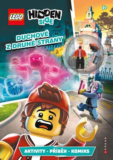 LEGO HIDDEN SIDE DUCHOVÉ Z DRUHÉ STRANY