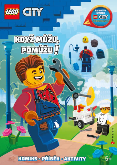 LEGO CITY KDYŽ MŮŽU, POMŮŽU!