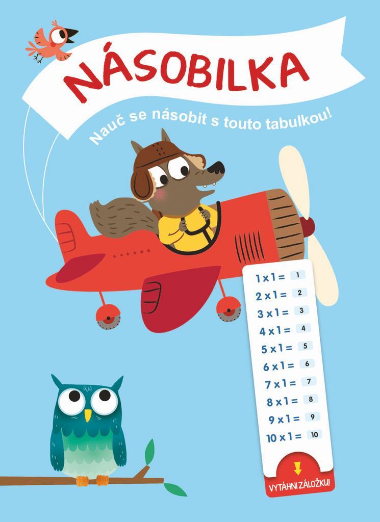 NÁSOBILKA/YOYO BOOKS