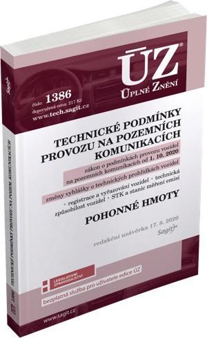 ÚZ 1386 TECHNICKÉ PODMÍNKY PROVOZU NA POZ.KOM./SAGIT