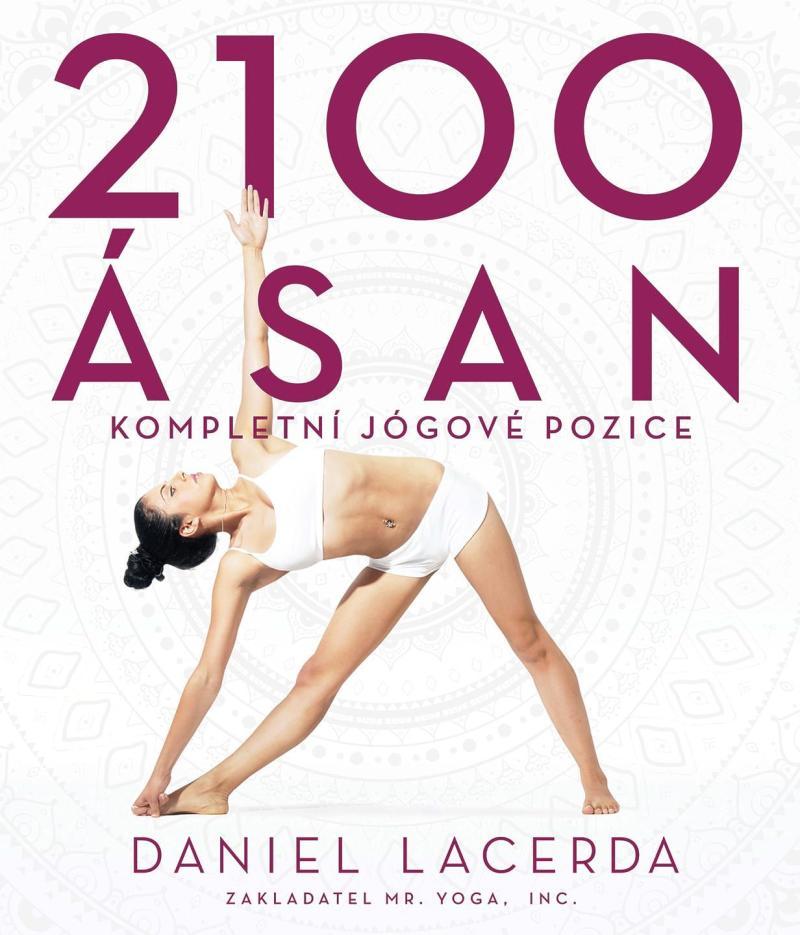 2100 ÁSAN - KOMPLETNÍ JÓGOVÉ POZICE/2.VY