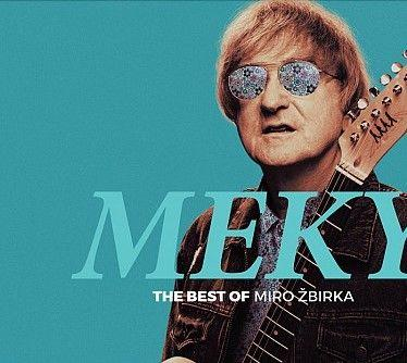 CD MEKY THE BEST OF MIRO ZBIRKA