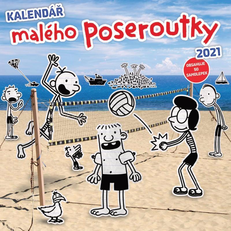 KALENDÁŘ MALÉHO POSEROUTKY 2021