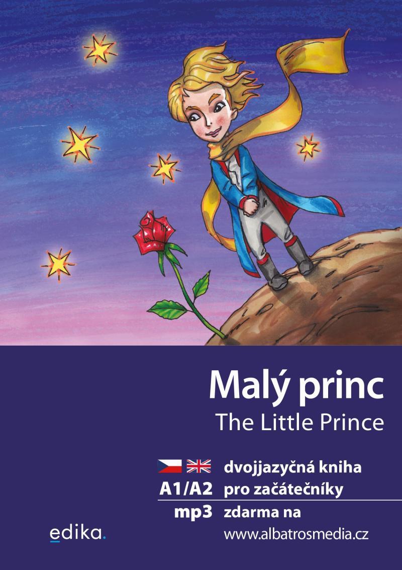 MALÝ PRINC AJ ZRCADLOVKA/EDIKA